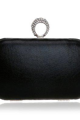 Assorted Colours Rectangular Clutch Bag