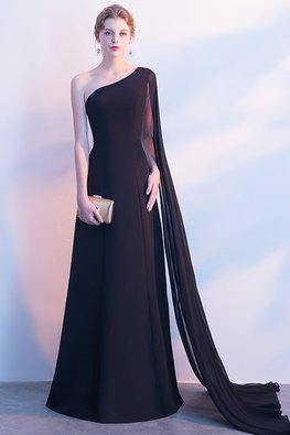 Assorted Colours Toga Side Cape Gown