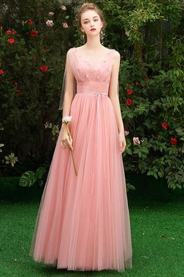 Assorted Colours Sweetheart Throw-over Sleeves Applique Lace Gown