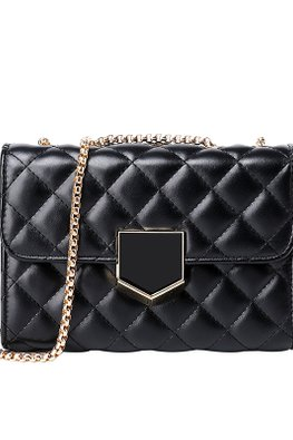 Assorted Colours Quilted Bag