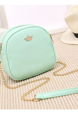 Assorted Colours Mini Tiara Bag
