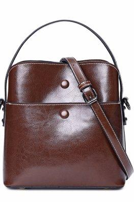 Assorted Colours Outer Pocket Squarish Sling Bag